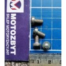 Wkręt mocowania szczotek rozrusznika 126p,Bis, M4x8