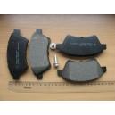 Klocki hamulcowe przednie Renault Megane II,Scenic,Kangoo