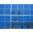 Płytka osadcza (boczna) fi 2.3 mm