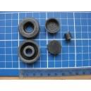 Zestaw naprawczy cylinderka hamulca Mazda 626 II, fi 19mm
