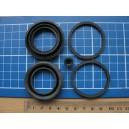 Zestaw naprawczy zacisku tylnego hamulca Mercedes, fi 38 mm, syst. Bendix