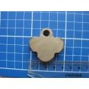 Trójnik przewodów hamulcowych sztywnych, M10x1
