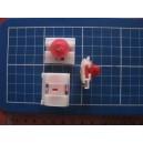 Spinka mocowania listew bocznych Scenic