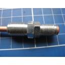 Przewód hamulcowy miedziany M10/M12/400