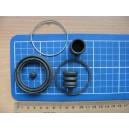 Zestaw naprawczy (reperaturka) zacisku hamulca, fi 48 mm Lukas