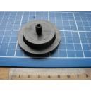 Korek plastikowy  wlewu gazu, fi 8 mm
