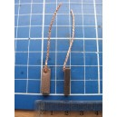 Szczotki alternatora, 5.9x16x3.9 mm