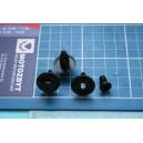 Spinka - kołek rozporowy - mocowania nadkoli,osłon silnika dolnych i nakładek zderzaka Mazda,Mitsubishi,Nissan