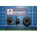 Nakrętka plastikowa mocowania nadkoli i osłon BMW,Citroen,Seat,Mercede,VW, fi24/4 mm